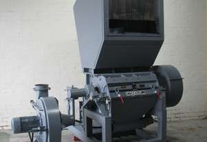 Industrial Heavy Duty Plastic Granulator with Blower 45kW
