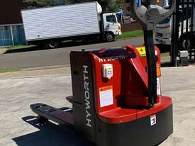 HYWORTH 2T Heavy Duty Pallet Mover HIRE from $155pw + GST - picture3' - Click to enlarge