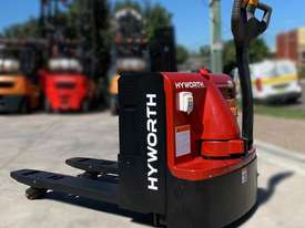HYWORTH 2T Heavy Duty Pallet Mover HIRE from $155pw + GST - picture0' - Click to enlarge