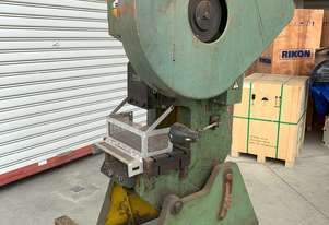 Metal press 250KN