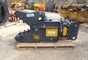 Mustang Crusher Pulveriser Suit 20-30 Tonner NEW
