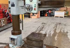 Radial Drill 4.0 ft Arm