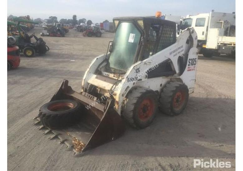 Used Bobcat S185 Wheeled SkidSteers in , - Listed on Machines4u