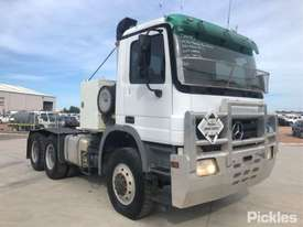2006 Mercedes Benz Actros 3354 - picture0' - Click to enlarge