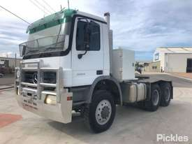 2006 Mercedes Benz Actros 3354 - picture2' - Click to enlarge