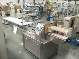 Horizontal Flow Wrapper (Servo Driven) - picture0' - Click to enlarge