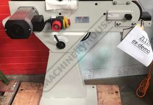 BS-76 Hafco Metalmaster Belt Linisher Sander  75 x 2000mm Belt Size