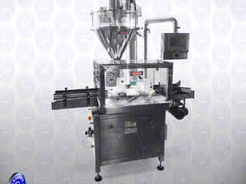 Flamingo Automatic Gravimetric Auger Filler - Rotary table (EFAFA-6000G) - picture0' - Click to enlarge