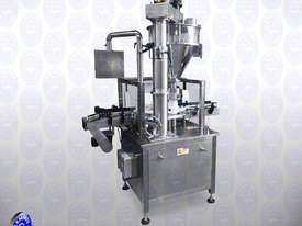 Flamingo Automatic Gravimetric Auger Filler - Rotary table (EFAFA-6000G) - picture2' - Click to enlarge