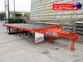 9 Ton Single Axle 20FT Container Trailer ATTTAG - picture0' - Click to enlarge