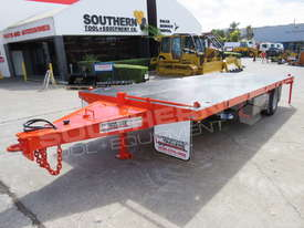 9 Ton Single Axle 20FT Container Trailer ATTTAG - picture1' - Click to enlarge