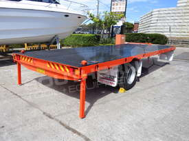 9 Ton Single Axle 20FT Container Trailer ATTTAG - picture2' - Click to enlarge