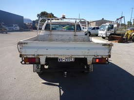 2009 Toyota Hilux SR Crew Cab 4x4 Diesel Tray Back Utility (GA1066) - picture3' - Click to enlarge