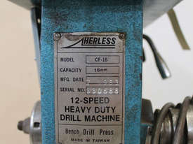 Herless Cf 16 Bench Drill � (240V) - picture2' - Click to enlarge