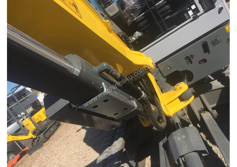 Wacker Neuson EZ36 With Tilting Hitch - STOP & LOOK!  New Arrival - Unbeatable Value