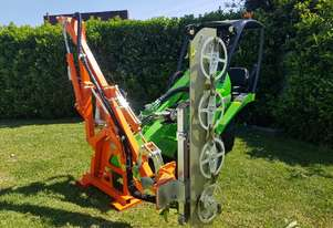 Rinieri BRM Hedge Cutter Arm with 4 Disc Cutter Head (1,400 mm)