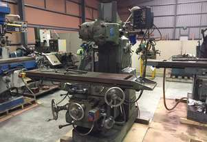 Used Dufour Model 624C Universal Milling Machine