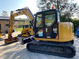308E2 Excavator Rubber Tracks with Nation Wide Power Train & Hydraulic Warranty until June 2020. - picture0' - Click to enlarge