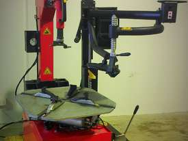 BRIGHT 885 Tyre Changer assist arm equipped - picture0' - Click to enlarge