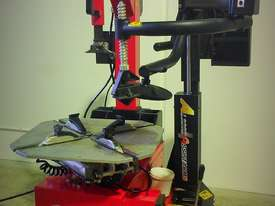 BRIGHT 885 Tyre Changer assist arm equipped - picture1' - Click to enlarge