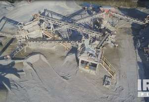 Complete Crushing & Screening Plant