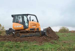 CASE M-SERIES CRAWLER DOZERS 650M