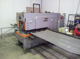100 Ton CNC Perforating Machine - picture0' - Click to enlarge