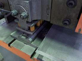 100 Ton CNC Perforating Machine - picture2' - Click to enlarge