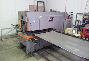 100 Ton CNC Perforating Machine