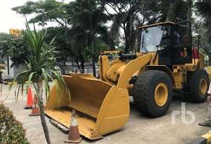 CATERPILLAR 950GC Wheel Loader