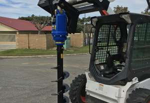 Skid Steer Auger Drive Package