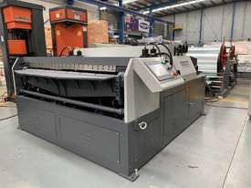 HVAC Auto Line - 1600mm Wide - Ex Stock - Includes Twin 3500Kg Decoiler - picture2' - Click to enlarge