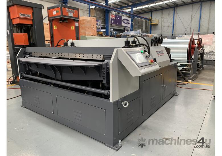HVAC Auto Line - 1600mm Wide - Ex Stock - Includes Twin 3500Kg Decoiler