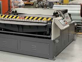 HVAC Auto Line - 1600mm Wide - Ex Stock - Includes Twin 3500Kg Decoiler - picture0' - Click to enlarge