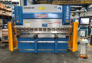STEELMASTER 2500mm X 70Ton CNC With iBEND