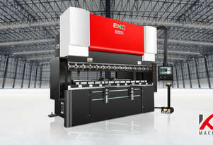 EKO ES1253 125 Ton 3000mm Full Servo Compact Electric Press Brake (Quick Clamping & Laser Guard)