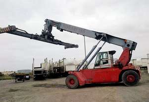 1998 FERRARI F158.6 - Reach Stacker Empty Handler