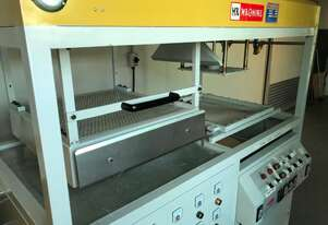 Vacuum/Thermoforming Machine Semi-Automatic