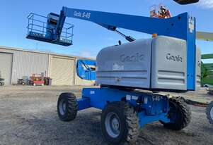 Genie S45 Boom Lift   Straight Stick. Excelelnt condition Low Hour Unit!