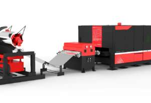 Bystronic DNE Fiber Laser Coil Cutting Machines