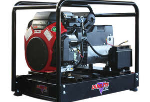 16kVA Dunlite DGUH16E-3S-2 3Phase Honda Powered Generator with E-Start