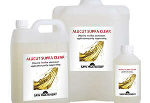 Superior clear cutting fluid suitable for all CNC machining centres - Mitre Saws & Copy-Routers