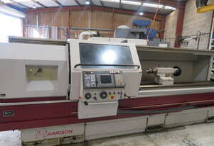 Harrison Alpha Plus 550S CNC Lathe