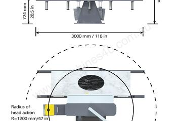 AitalMac KT12 CNC machine is a sample and super easy to use