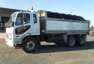 Mitsubishi Fighter 6×4 Tipper for Hire