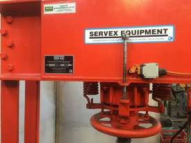 Servex HP100-P10 Electric Hydraulic Workshop Press - picture2' - Click to enlarge