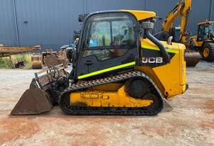 2012 JCB 260T TRACK LOADER & ATTACHMENT PACKAGE