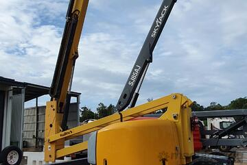 Haulotte 60ft Knuckle Boom Lift