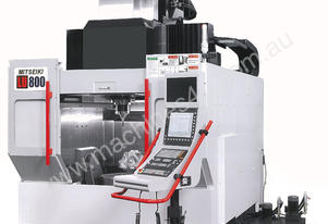 Mitseiki LU-800 Heavy Duty 5 Axis Machine