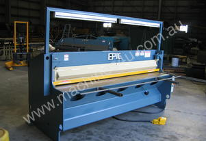 EPIC 2500 x 4.0mm UD Guillotine / Under Driven Hydraulic Guillotine